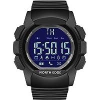 LEXIANG Cyfrowy zegarek sportowy NORTH EDGE do -iOS / -Android do pływania na zewnątrz i surfowania w pomieszczeniach z…