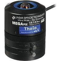 EverFocus 1.8-3mm 1/2 Megapixel Auto-Iris Lens