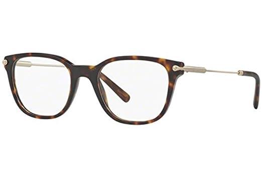 1fc373226b Bvlgari Men s BV3032 Eyeglasses Black 52mm at Amazon Men s Clothing ...