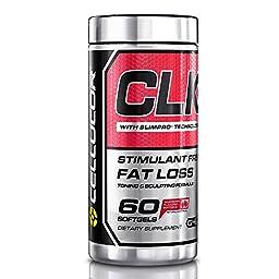 Cellucor, CLK Fat Loss Formula, 60 Softgels