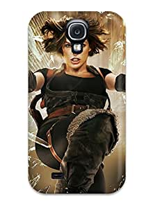 6432864K22435746 Hot Snap-on Resident Evil Afterlife Hard Cover Case/ Protective Case For Galaxy S4