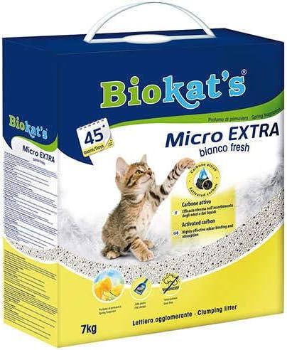 Gimborn Biokat's Micro Blanco Fresh Extra 7 kg