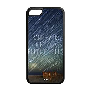 the Case Shop- Taylor Swift Quotes Singer TPU Rubber Hard Back Case Silicone Cover Skin for iPhone 5C , i5cxq-488