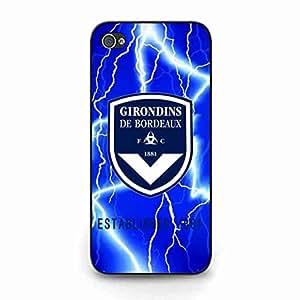 MK Logo Phone Funda,FC Girondins De Bordeaux Logo Phone Funda,FC Girondins De Bordeaux Cover Phone Funda,IPhone5C Funda