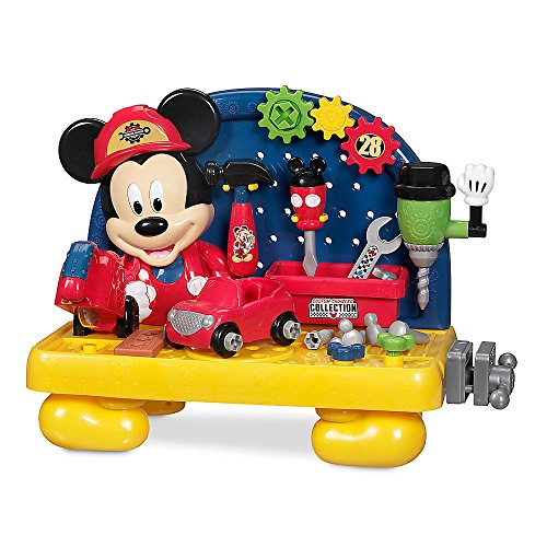Disney Mickey Mouse Workbench Playset (Mouse Playset Mickey)