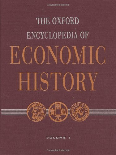Download The Oxford Encyclopedia of Economic History Pdf
