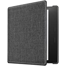 CaseBot Case for Kindle Oasis (9th Gen, 2017 Release) - Denim Charcoal