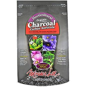 Mosser Lee ML0810 Horticultural Charcoal, 2.25 dry qt.