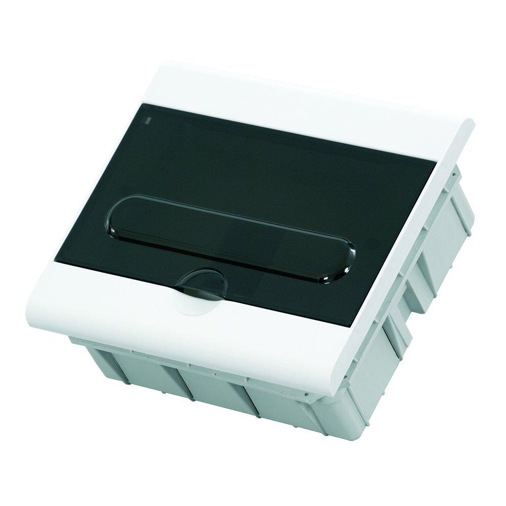 Flush Small Distributor 8 Modules/Fuse Box/Distribution Box Flush-Mounted IP40 AtR