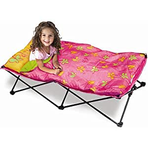 Playhut Girls' Travel Cot