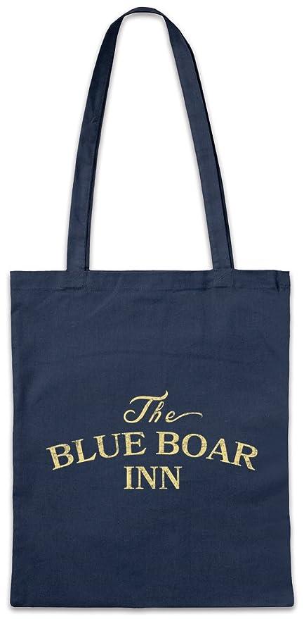 Urban Backwoods The Blue Boar Inn Bolsas de la Compra ...