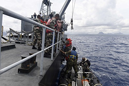 Home Comforts Comoros Sailors participate in an Exercise Cutlass Express 2017 visit, board, search and seizure tr by Home Comforts