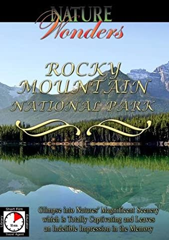 Nature Wonders ROCKY MOUNTAIN NATIONAL PARK (Rocky Mountain National Park Dvd)