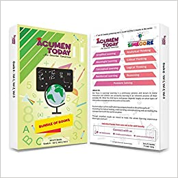 Buy Grade 6 - Bundle 1(set of 3 books) For conceptual