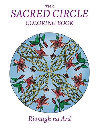 The Sacred Circle Coloring Book