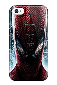 For Iphone 4/4s Protector Case The Amazing Spider-man 75 Phone Cover by icecream design