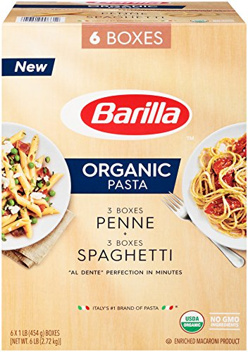 barilla-organic-pasta-spaghetti-penne-16-ounce-pack-of-6