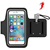 iPhone 6s 7 Plus Armband with Reflective Strip - Best Reviews Guide