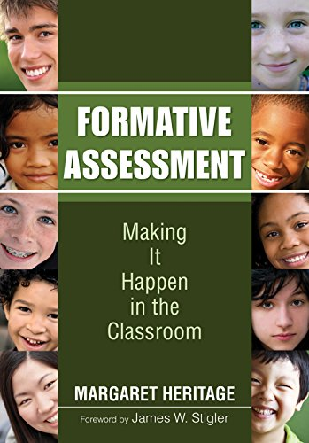 Download Formative Assessment: Making It Happen in the Classroom Pdf
