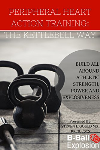 Peripheral Heart Action Training: The Kettle Bell Way: Build All Around Athletic Strength, Power, and Explosiveness (Explosive Strength Training Book 3)