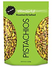 Wonderful Wonderful Pistachios Shelled, Roasted and Salted (24 oz.), 24 Ounce