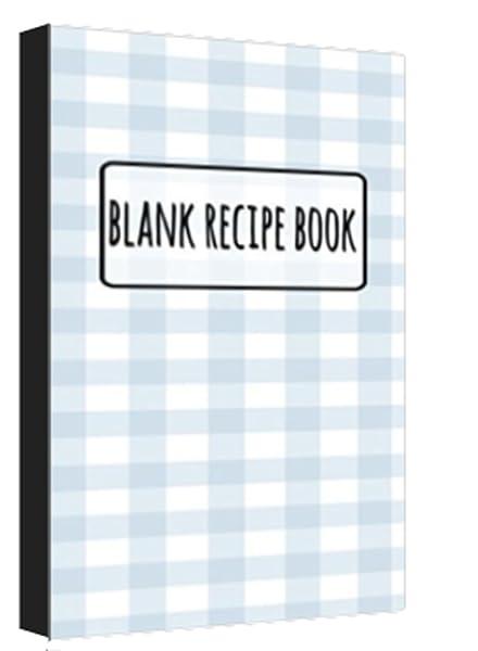 buy my blank recipe book stylish blank cookbook 7 x 10 17 78 x