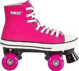 Roces 550030 Model Chuck Roller Skate,Deep Pink,9USW,7USM,40EU,6UK
