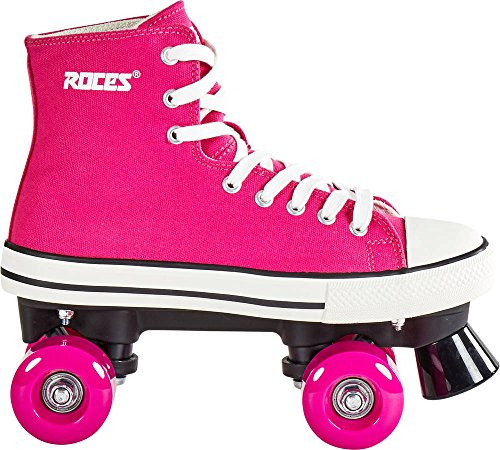 Roces 550030 Model Chuck Roller Skate,Deep Pink,9USW,7USM,40EU,6UK by Roces