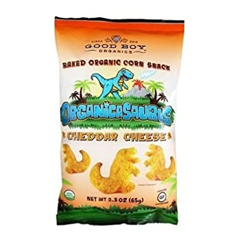 Amazon.com: good Boy Organics organicsaurus chdr o de ...