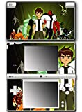 Ben 10 Ten Tennyson Watch Omnitrix Alien Force Ultimate Omniverse Video Game Vinyl Decal Skin Sticker Cover for Nintendo DSi System