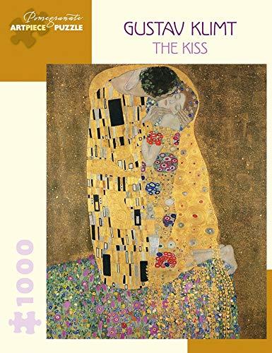 Gustav Klimt: The Kiss 1000-Piece Jigsaw Puzzle ()