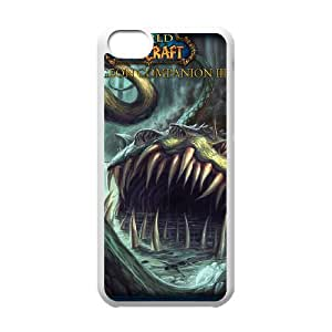iPhone 5C Csaes phone Case World of Warcraft MSSJ92718