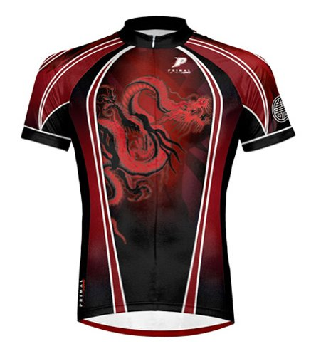 Primal Dragon Cycling Jersey Sleeve product image