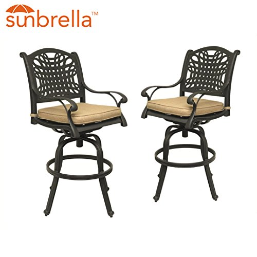 Table & Chair Designs  Malibu Cast Aluminum Patio 30