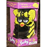 Furby Model 70-800 Bumblebee Yellow + Black Electronic Furbie
