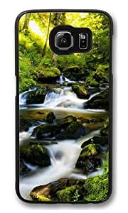 Black Forest Germany Custom Samsung Galaxy S6/Samsung S6 Case Cover Polycarbonate Black