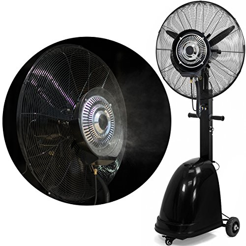 Stark High Power Misting Fan Metal 26