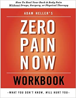 Adam Heller's Zero Pain Now Workbook by Adam Heller (2011-09-02)
