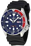 Seiko Men's SKX009K1 Blue Dial Divers Watch