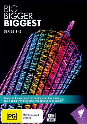 Big Bigger Biggest Series 1-3 | 6 Discs | (Bigger Disk)