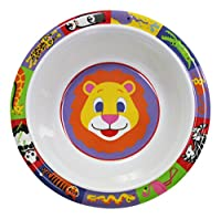 My Name Bowls Zoo Animals USA Personalized Bowl