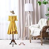 Bonnlo Upgraded Female Dress Form, Mannequin