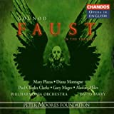 Gounod - Faust (abridged) [Opera in English]