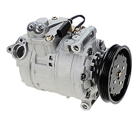 1x Compresor de aire acondicionado AUDI A4 8e2,B6 1.9 TDI 2000-04 +