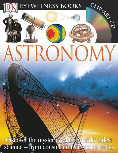 DK Eyewitness Books: Astronomy - Astronomy Telescope Book