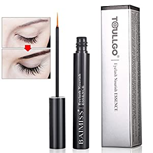 Eyelash Conditioner, Eyelash Growth Serum, Eyelash Growth Enhancer, Eyelash & Eyebrow Growth Serum Grows Longer, Fuller, Thicker Lashes & Brows Enhancing Conditioner Eyebrow Growth Serum (6ml)