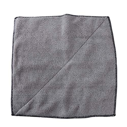 lehao397 Microfiber Weave Dish Towels Dishcloths Soft Super Absorbent Fast Drying Washable Kitchen Towels for Cooking and Baking