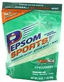 Pepsom Sports Spearmint Epsom Salt 1 Lb