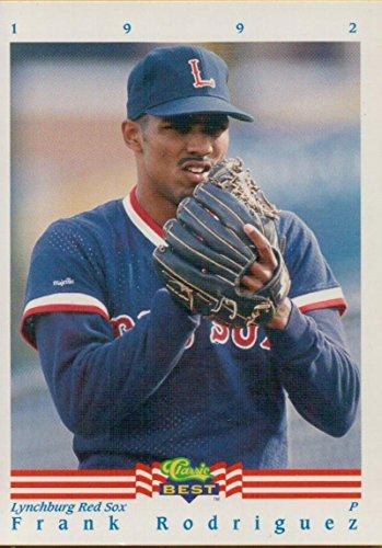 - Baseball MLB 1991 Classic Best #397 Frank Rodriguez