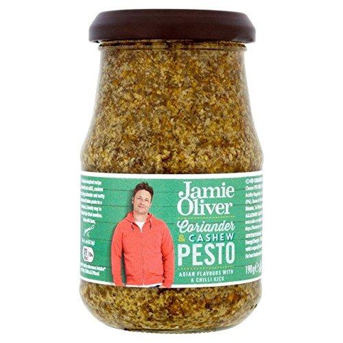 Jamie Oliver Coriander & Cashew Pesto - 190g